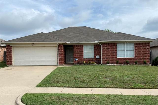 4117 Highgrove Drive, Arlington, TX 76001 (MLS #14637113) :: Real Estate By Design
