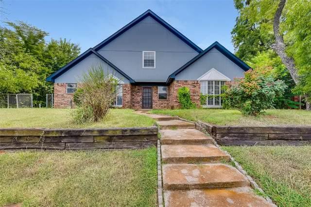 1200 W Mitchell Street, Arlington, TX 76013 (MLS #14637120) :: Real Estate By Design