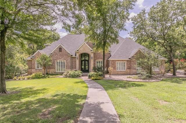 384 Creek Bend Drive, Aledo, TX 76008 (MLS #14637144) :: Robbins Real Estate Group