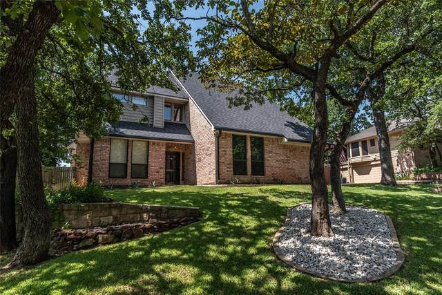7 Woodlands Court, Trophy Club, TX 76262 (MLS #14637151) :: Real Estate By Design