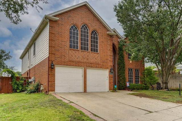 7855 Park Downs Drive, Fort Worth, TX 76137 (MLS #14637157) :: Real Estate By Design