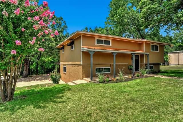 809 S Brown Avenue, Denison, TX 75020 (MLS #14637162) :: Real Estate By Design