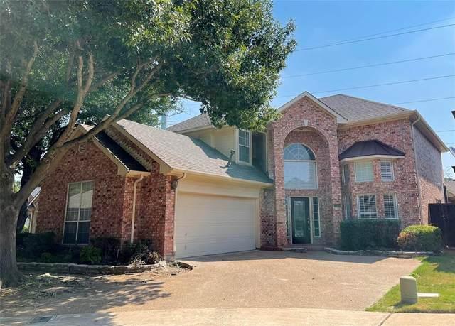 3913 Azure Lane, Addison, TX 75001 (MLS #14637165) :: Real Estate By Design