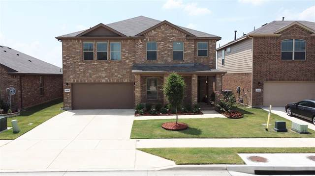 1024 Cushing Dr, Fort Worth, TX 76177 (MLS #14637171) :: Real Estate By Design