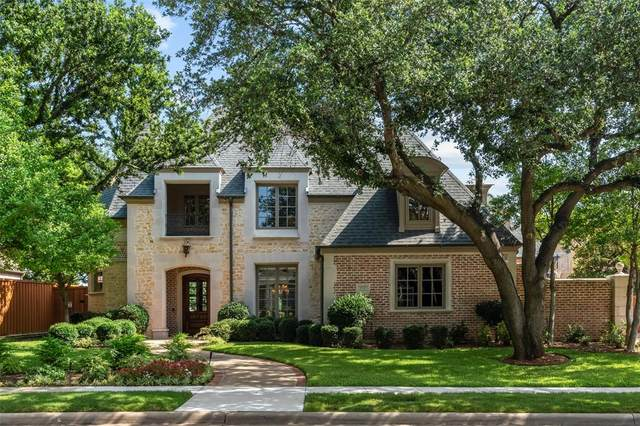 5737 Northbrook Drive, Plano, TX 75093 (MLS #14637176) :: Real Estate By Design
