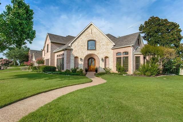 704 Winding Bend Circle, Highland Village, TX 75077 (MLS #14637177) :: The Rhodes Team