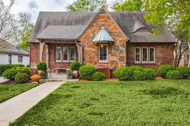 5446 Merrimac Avenue, Dallas, TX 75206 (MLS #14637180) :: Real Estate By Design