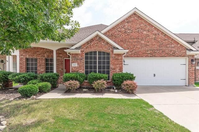 1421 Enchanted Rock Trail, Mckinney, TX 75072 (MLS #14637190) :: Real Estate By Design