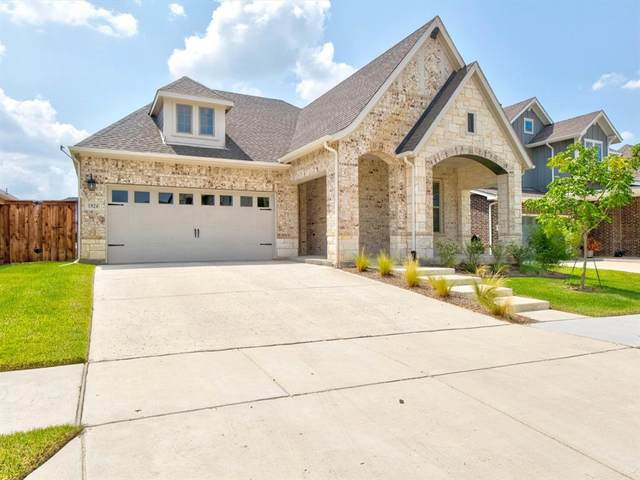 1924 Crested Ridge Road, Aledo, TX 76008 (MLS #14637200) :: Wood Real Estate Group
