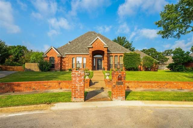 1008 Blackoak Court, Keller, TX 76248 (MLS #14637220) :: Real Estate By Design
