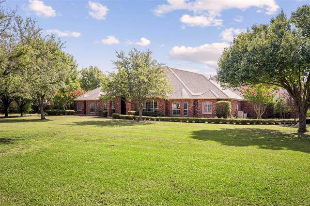 6702 Bailey Road, Sachse, TX 75048 (MLS #14637222) :: Real Estate By Design