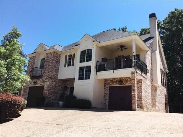 1726 Lakefront Drive, Shreveport, LA 71119 (MLS #14637225) :: Trinity Premier Properties