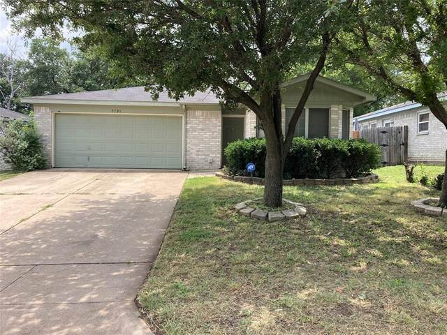 5701 Northfield Drive, Fort Worth, TX 76179 (MLS #14637228) :: Real Estate By Design