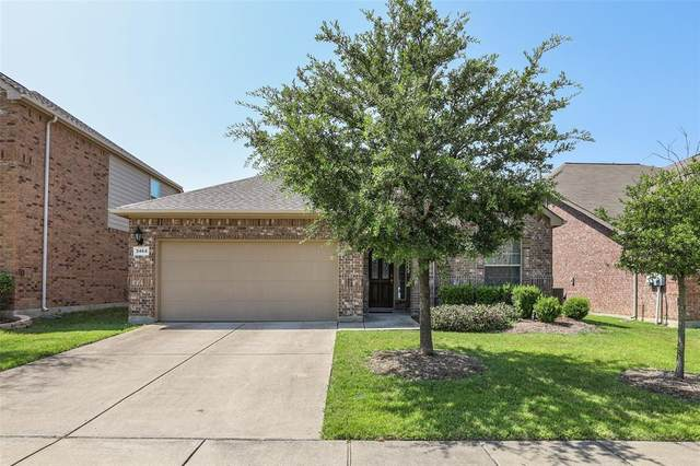 3464 Twin Pines Drive, Fort Worth, TX 76244 (MLS #14637229) :: The Chad Smith Team