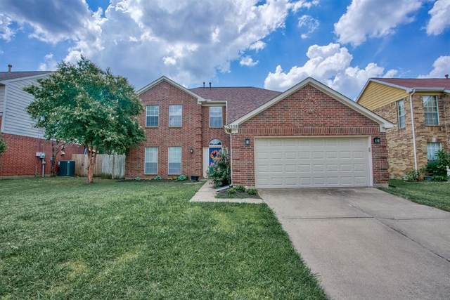 5558 Rocky Mountain Road, Fort Worth, TX 76137 (MLS #14637236) :: Real Estate By Design