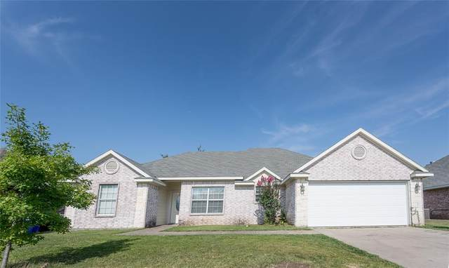 3809 Spier Circle, Balch Springs, TX 75180 (MLS #14637249) :: Real Estate By Design