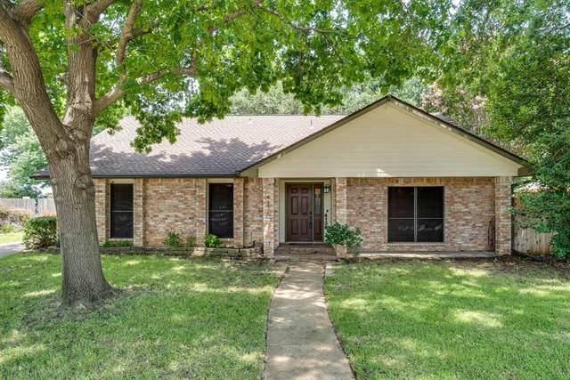 4136 Wimbledon Drive, Flower Mound, TX 75028 (MLS #14637251) :: The Mitchell Group