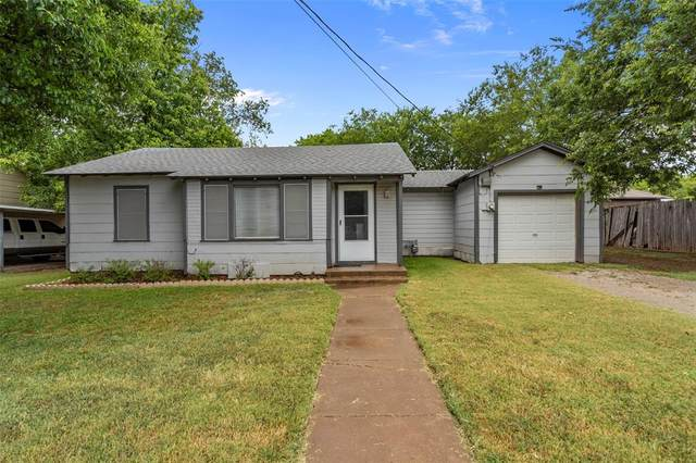 214 S Tower Street, Weatherford, TX 76086 (MLS #14637272) :: All Cities USA Realty