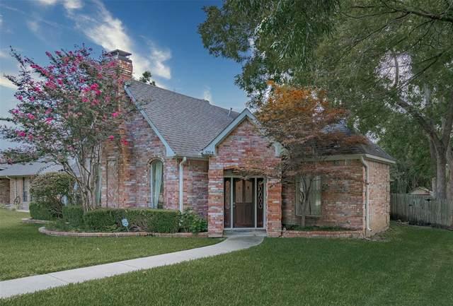 3314 Woodbridge Lane, Rowlett, TX 75088 (MLS #14637274) :: Real Estate By Design