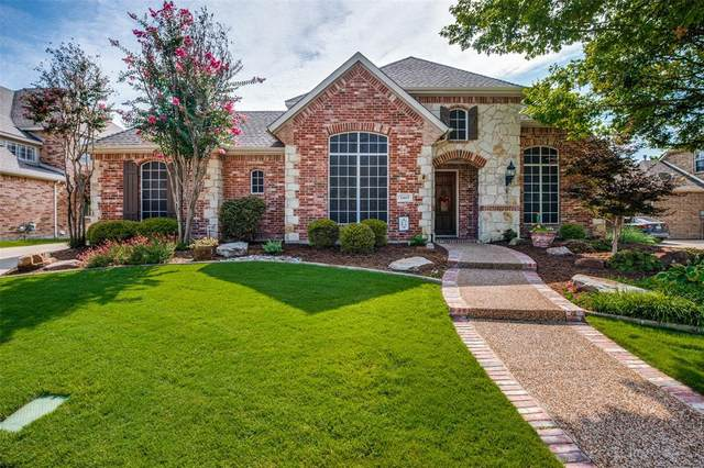 1105 Woodhaven Drive, Mckinney, TX 75072 (MLS #14637295) :: The Chad Smith Team
