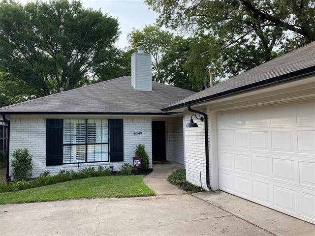8049 Forest Trail, Dallas, TX 75238 (MLS #14637303) :: Real Estate By Design