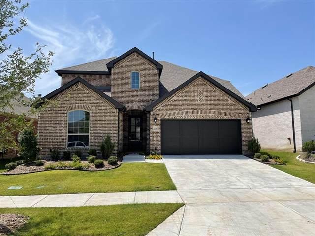 1140 Parkstone Drive, Little Elm, TX 76227 (MLS #14637307) :: The Krissy Mireles Team