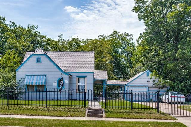 3244 Ryan Avenue, Fort Worth, TX 76110 (MLS #14637309) :: Front Real Estate Co.