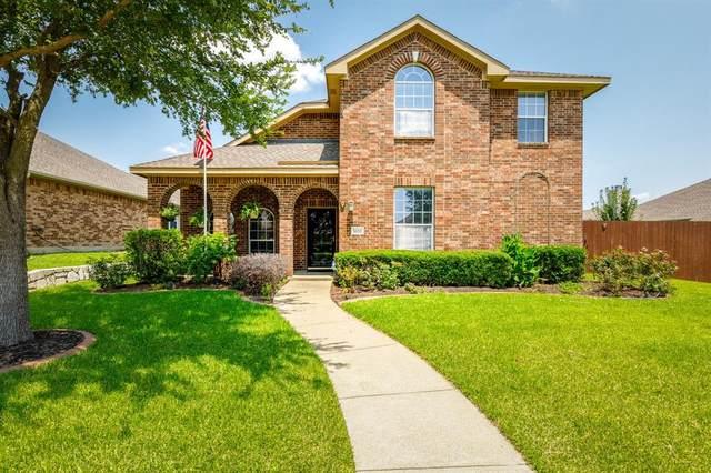 1605 Lake Tawakoni Drive, Allen, TX 75002 (MLS #14637311) :: Real Estate By Design