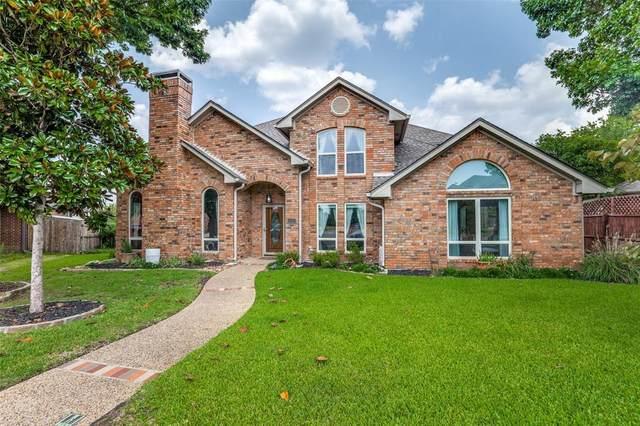 1222 Dentonshire Drive, Carrollton, TX 75007 (MLS #14637318) :: The Good Home Team