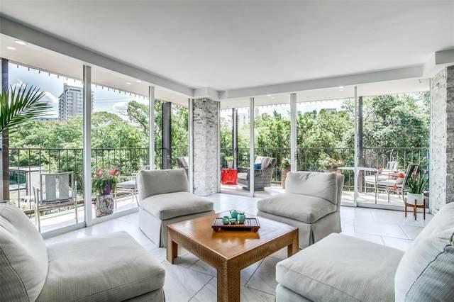 3310 Fairmount Street 5D, Dallas, TX 75201 (MLS #14637320) :: Front Real Estate Co.