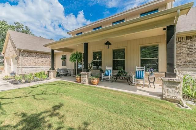 107 Deep Wood Lane, Weatherford, TX 76088 (MLS #14637324) :: The Chad Smith Team