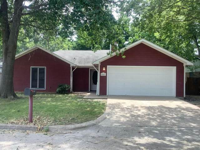 841 Rellia Drive, Terrell, TX 75160 (MLS #14637328) :: Real Estate By Design