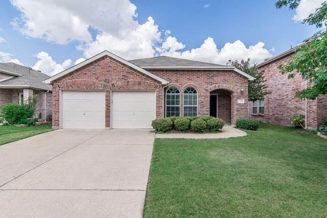 2305 Eisenhower Drive, Mckinney, TX 75071 (MLS #14637331) :: The Mauelshagen Group
