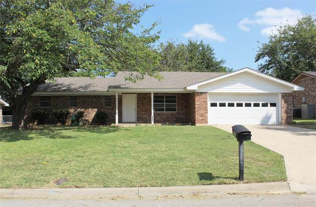 2565 Phelps Street, Stephenville, TX 76401 (MLS #14637333) :: All Cities USA Realty