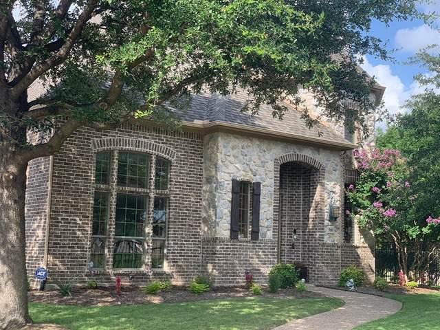 900 Wyndham Way, Allen, TX 75013 (MLS #14637344) :: The Chad Smith Team