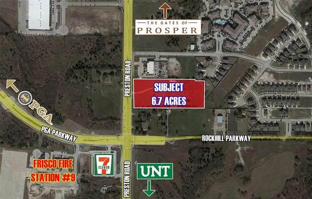 15390 Preston Road, Frisco, TX 75033 (MLS #14637376) :: Lisa Birdsong Group | Compass