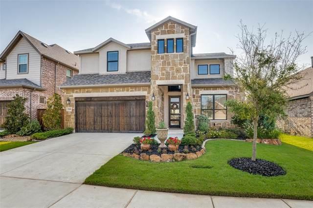 1508 Walnut Creek Drive, Mckinney, TX 75071 (MLS #14637388) :: Feller Realty