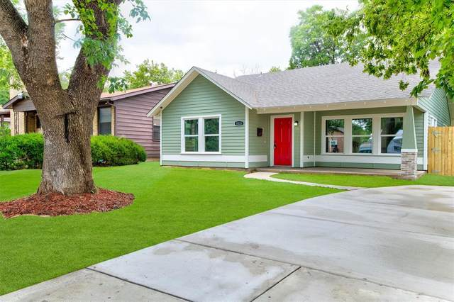1033 E Lowden Street, Fort Worth, TX 76104 (MLS #14637389) :: The Mitchell Group
