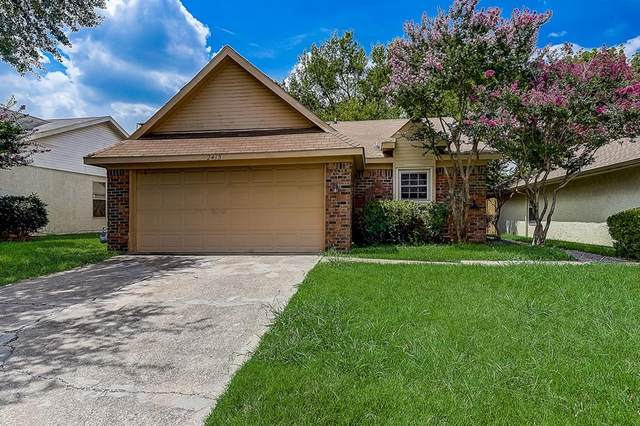 2415 Beverly Hills Lane, Mesquite, TX 75150 (MLS #14637395) :: Real Estate By Design