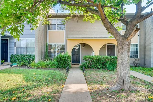 7168 Hickory Street, Frisco, TX 75034 (MLS #14637398) :: Real Estate By Design