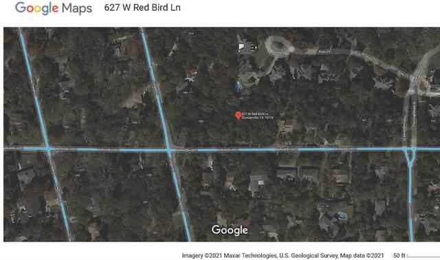 627 W Red Bird Lane, Duncanville, TX 75116 (MLS #14637402) :: Real Estate By Design