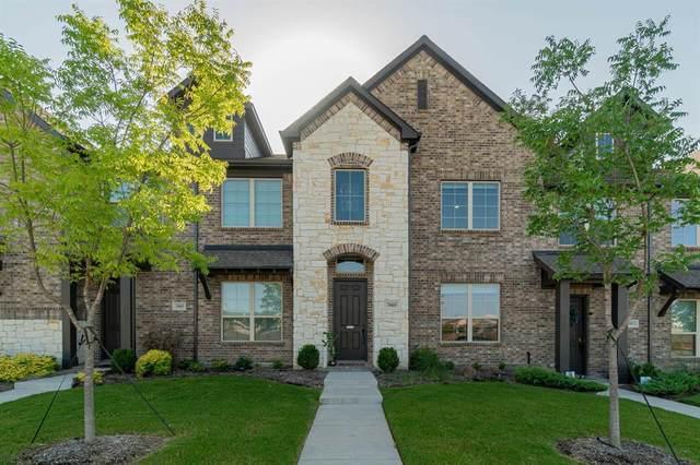 3909 Crown Avenue, Mckinney, TX 75070 (MLS #14637418) :: The Rhodes Team