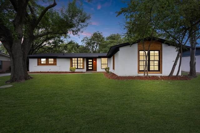 3517 Morningstar Lane, Farmers Branch, TX 75234 (MLS #14637421) :: Real Estate By Design