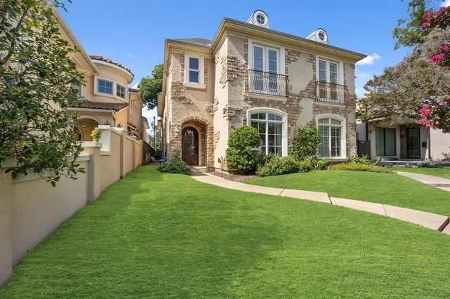 4147 Herschel Avenue, Dallas, TX 75219 (MLS #14637428) :: Wood Real Estate Group