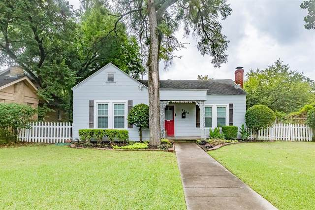2500 Honeysuckle Avenue, Fort Worth, TX 76111 (MLS #14637435) :: Craig Properties Group