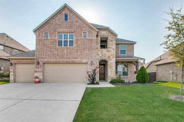 2918 Lakefield Drive, Little Elm, TX 75068 (MLS #14637438) :: Real Estate By Design
