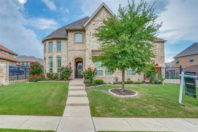 716 Helmsley Place, Southlake, TX 76092 (MLS #14637439) :: The Mitchell Group