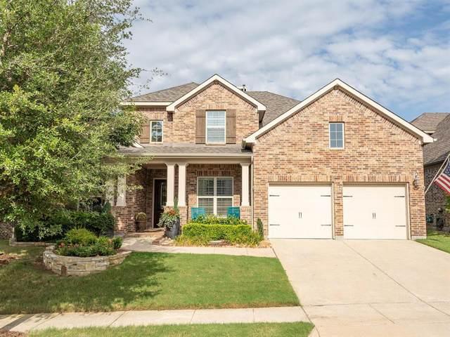 8205 Cholla Boulevard, Lantana, TX 76226 (MLS #14637445) :: The Chad Smith Team
