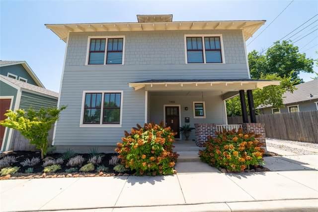 1459 W Myrtle Street, Fort Worth, TX 76104 (MLS #14637453) :: Real Estate By Design