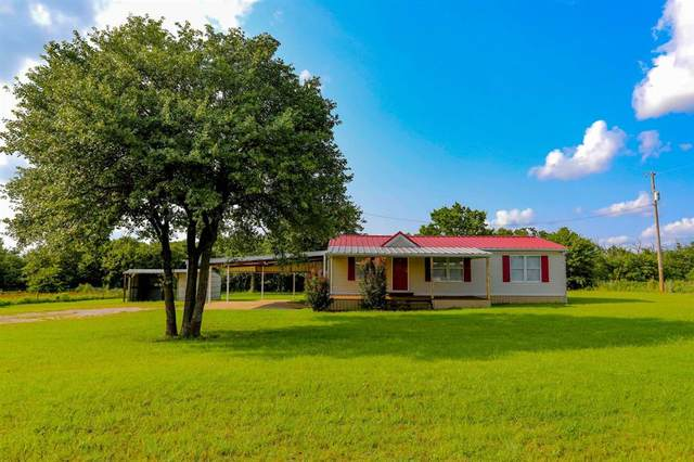 4344 County Road 120, Baird, TX 79504 (MLS #14637480) :: The Russell-Rose Team